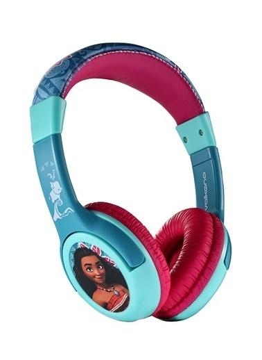 Volkano Disney Moana Çocuk Kulaklığı Lisanslı Çocuk için kulaklık DY-10901-MO Renkli